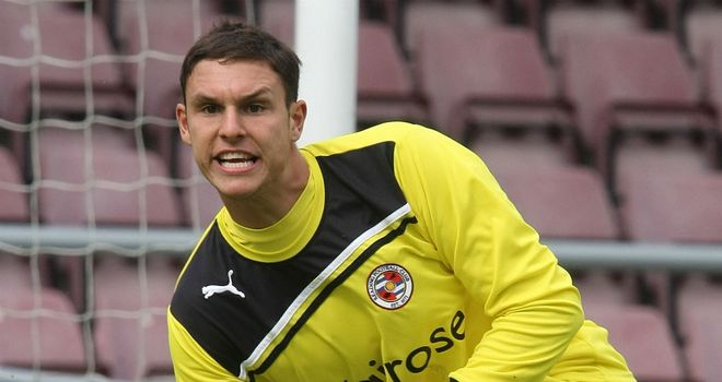 Alex McCarthy: Committed to Reading but will go looking for games at Ipswich
