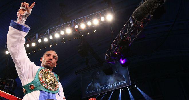 Ward: best fighter of 2011?
