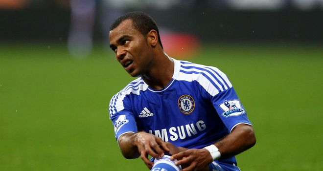 Ashley Cole: Chelsea and England full-back has received the backing of Stuart Pearce