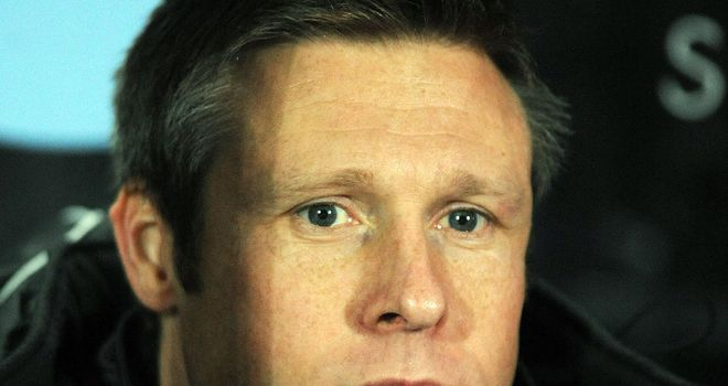 Nick Barmby: Former England star was handed the Hull reins after the departure of Nigel Pearson