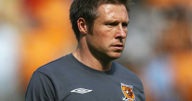 Nick Barmby: Steered his side to victory after his recent appointment as full-time manager