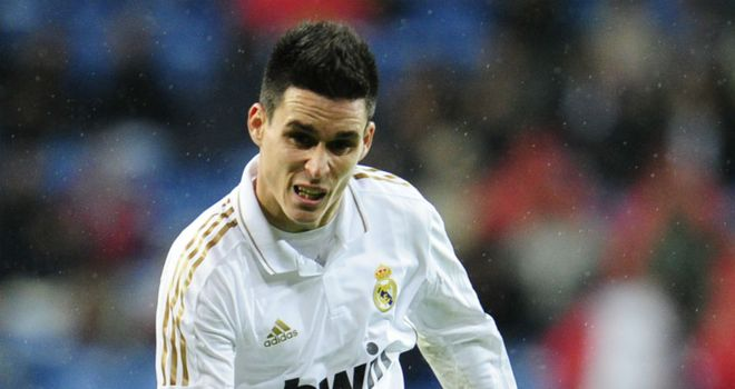Jose Callejon: His goal helped Real Madrid record a crucial away win at Real Mallorca