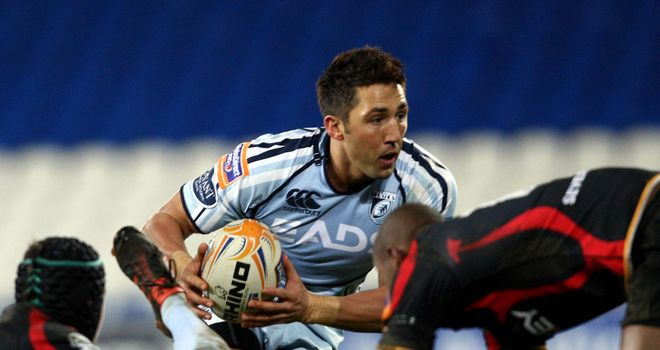 Gavin Henson: Cardiff player's future to be discussed by club officials on Monday