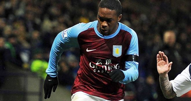 Charles N'Zogbia: Was upset by an accusation from Aston Villa manager Alex McLeish