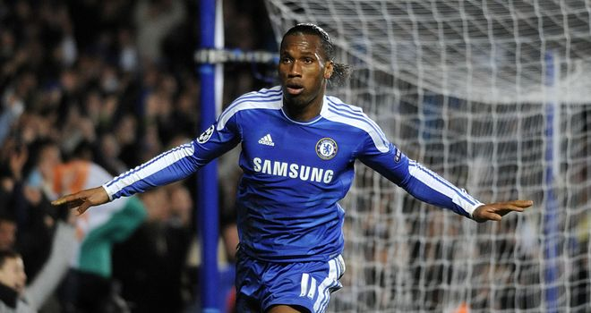 Didier Drogba: His contract is running down and he is yet to agree fresh terms