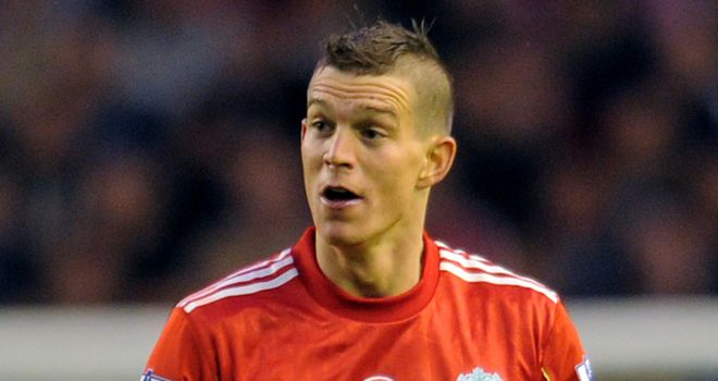 Daniel Agger: Subject of two failed bids from Manchester City
