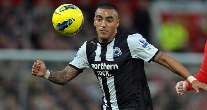 Danny Simpson: Hoping to play his part in bringing European football back to Newcastle