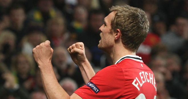 Darren Fletcher: Manchester United midfielder is confident he will return to first-team football