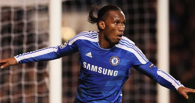 Didier Drogba: Admits players have to shoulder some of the blame for struggles
