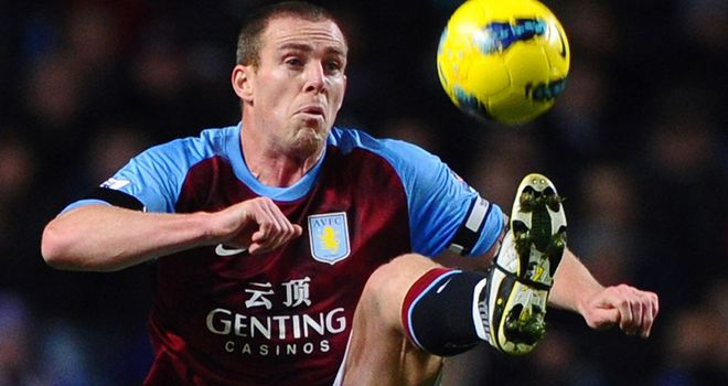 Richard Dunne: Hopes the Aston Villa supporters will get behind the team against Tottenham