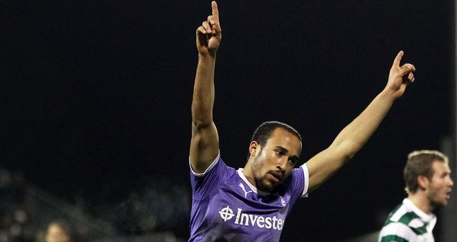 Andros Townsend: A highly-rated product of the White Hart Lane academy system