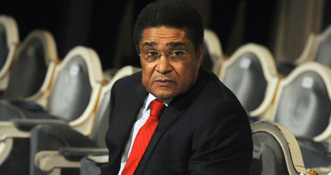 Eusebio: Has been treated for high blood pressure