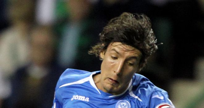 Francisco Sandaza: Striker is set to reject a new contract at St Johnstone in favour of a summer move