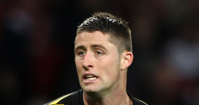 Gary Cahill: Yet to reach a deal to join Chelsea this month