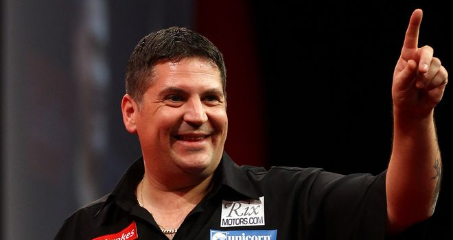 Anderson: survived a scare and now faces Petersen