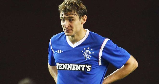 Nikica Jelavic: Reportedly a target for QPR but Neil Warnock is staying coy