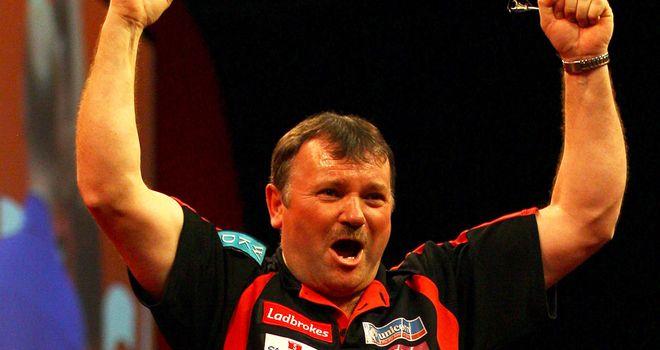 Jenkins: a good value bet, says Rod