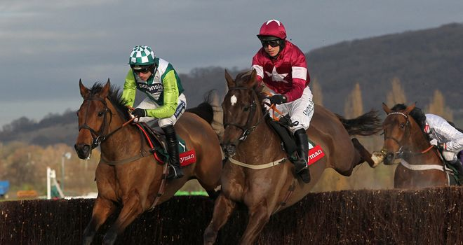 Join Together: Impressive at Cheltenham