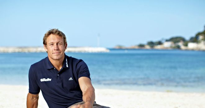 Jonny Wilkinson: 'I was sat at home, trying to work out what was happening in my life'
