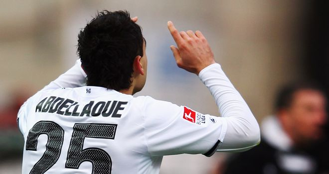 Mohammed Abdellaoue: Late double strike