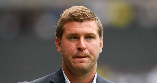 Karl Robinson: Regarded as one of the brightest young managers around