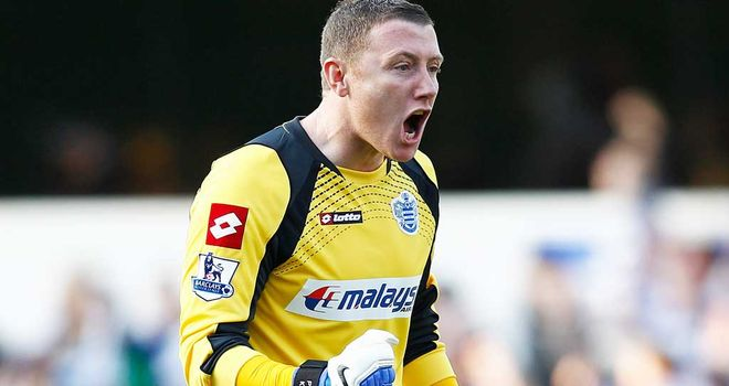 Paddy Kenny: Closing in on a move to Leeds from QPR