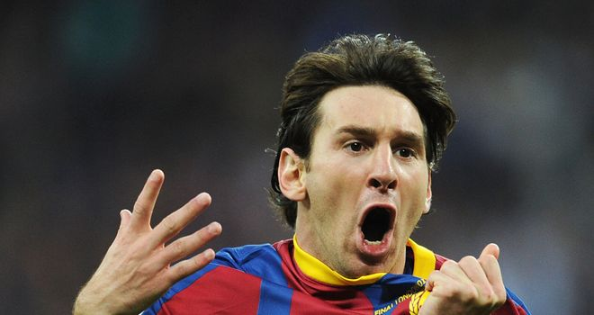 Lionel Messi: Planning to spend his entire playing career at Barcelona