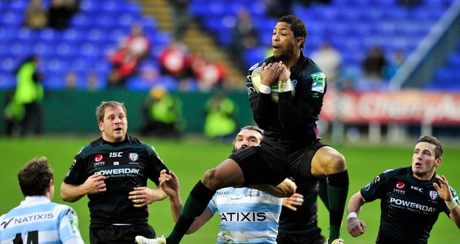 Delon Armitage: Suspended by RFU after allegations of assault