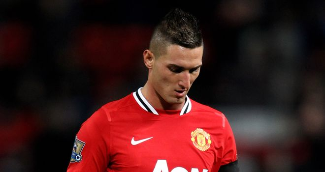Federico Macheda: The Italian has played just five matches this season