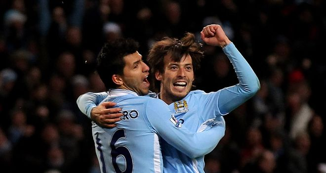 David Silva: Happy at Manchester City and thankful to Roberto Mancini