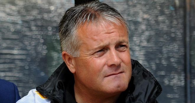Micky Adams: Disappointed and frustrated