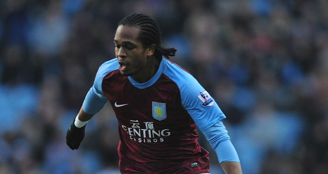 Nathan Delfouneso: Aston Villa striker's loan at Leicester expires after Thursday's game against Derby