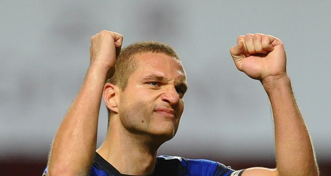 Nemanja Vidic: Manchester United skipper continues to be linked with a move to Italy