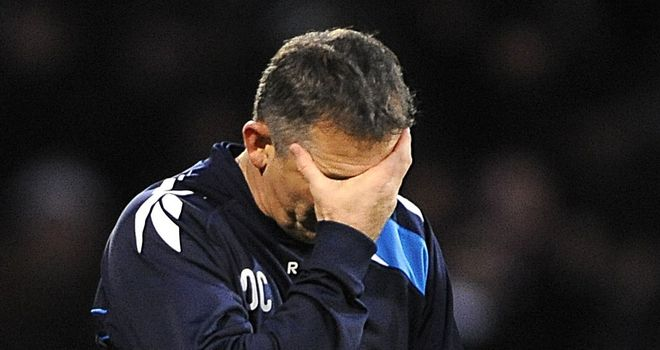 Owen Coyle: Bolton boss not concerned by reports the losing manager in game at Blackburn will be sacked