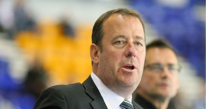 Paul Thompson: Saw his Coventry Blaze outfit come from 5-2 to beat Hull Stingrays