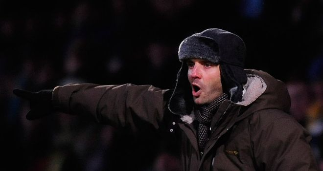 Paul Tisdale: Felt the penalty call was harsh