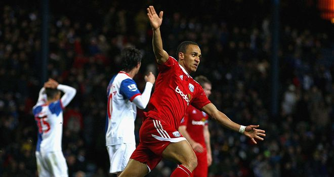 Peter Odemwingie: Speculation continues to link him with a move away from West Brom