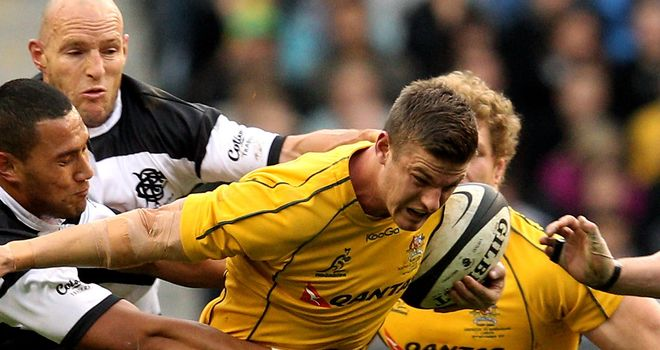 Rob Horne: sidelined by hamstring injury