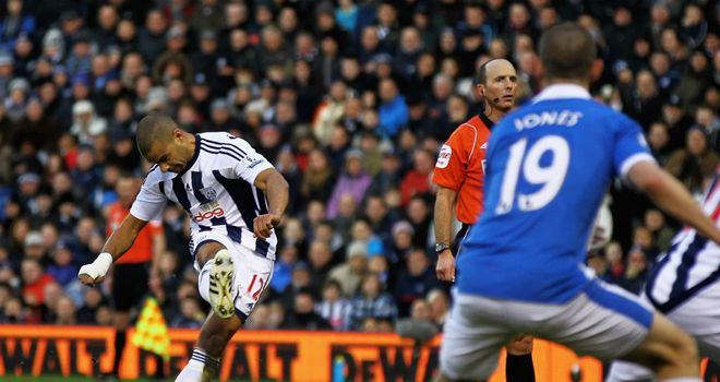 Steven Reid: West Bromwich Albion defender is nursing a knee injury at the moment