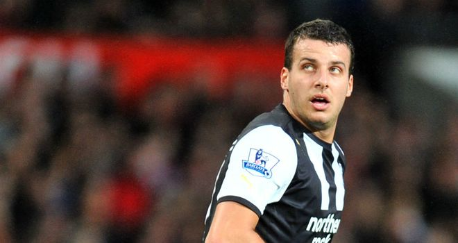 Steven Taylor: Looking forward to returning to action with Newcastle