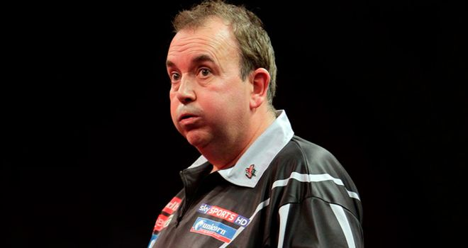 Phil Taylor averaged 112.91 during his win over Raymond van Barneveld