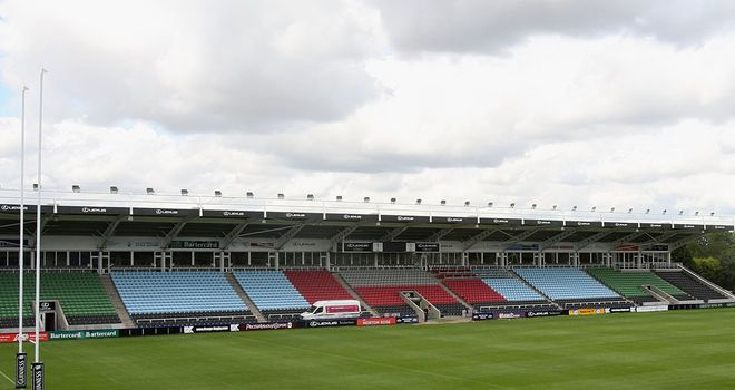Twickenham Stoop: Will host the quarter-final clash between Harlequins and Munster