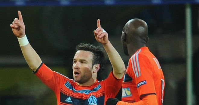 Mathieu Valbuena: Completed Marseille's comeback with the winner against Dortmund