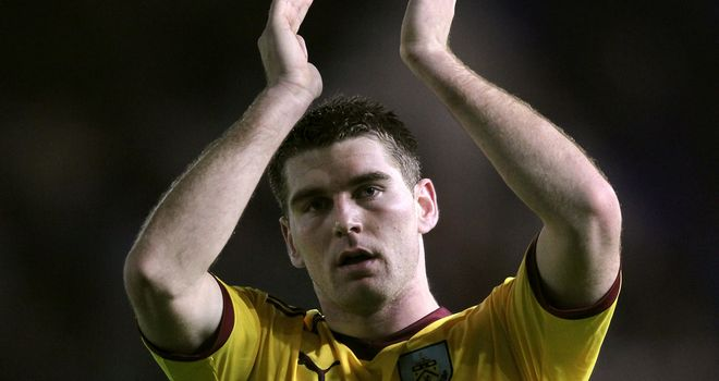 Sam Vokes: Hopes to build on Clarets loan spell
