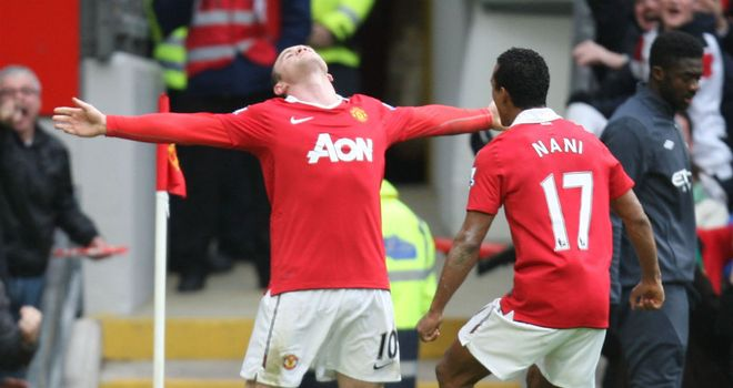 Wayne Rooney: Enjoyed his first winner as an owner