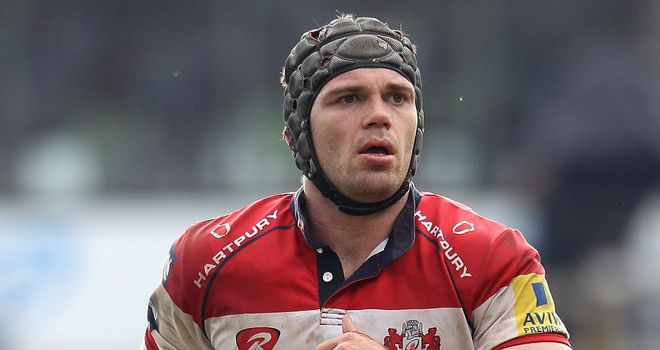 Andy Hazell: Wants to make Kingsholm a fortress