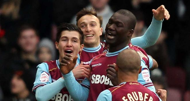 Papa Bouba Diop: Scored one goal for West Ham