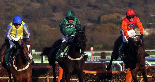 Grandouet (middle): Classy winner