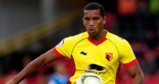 Adrian Mariappa: £2million bid rejected by Reading for the defender