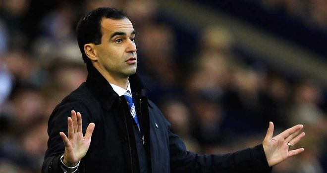 Roberto Martinez: Confident Wigan can steer a course to Premier League safety